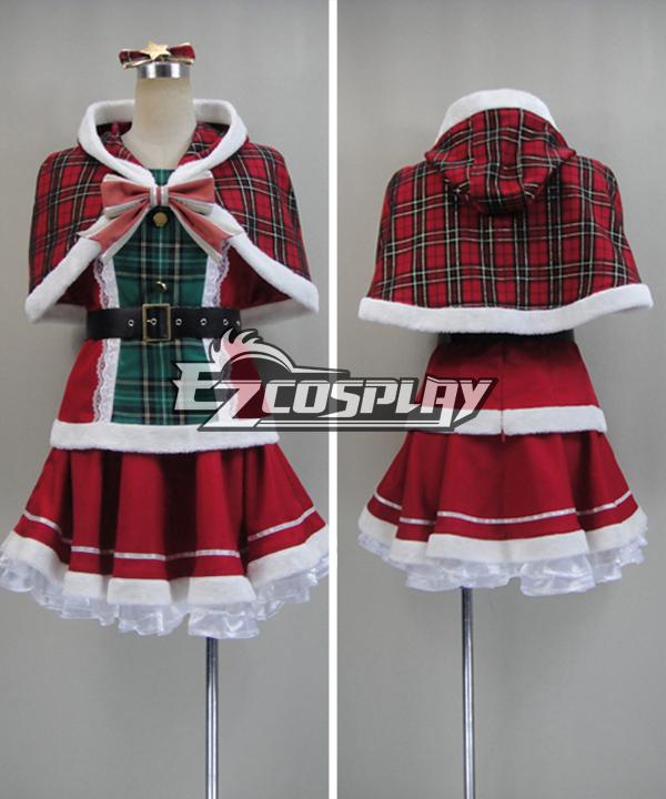 Love Live! UR Kousaka Honoka  Christmas Cosplay Costume