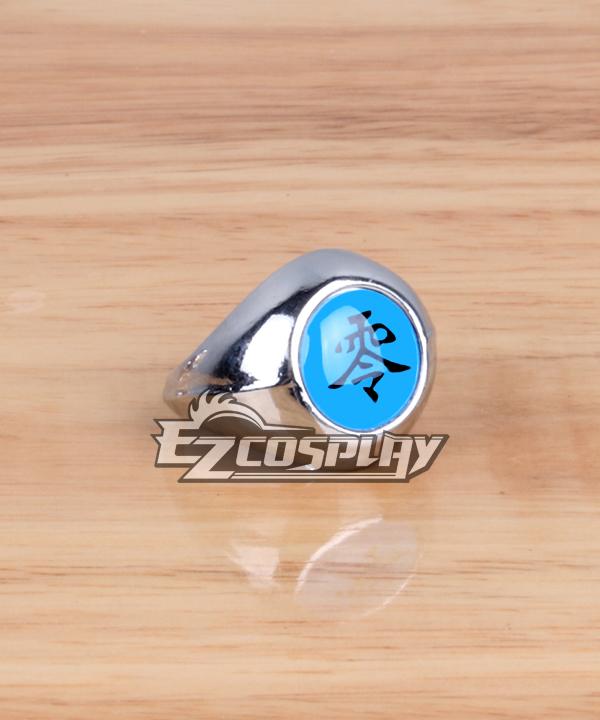 Naruto Cosplay Accessories Akatsuki Pain (Pein) Rei (Zero) Ring