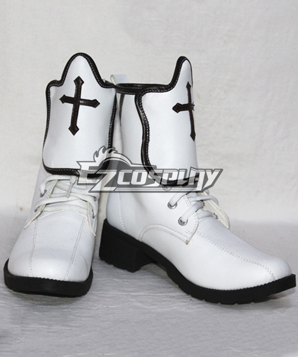 Sword Art Online Asuna Cosplay Shoes None