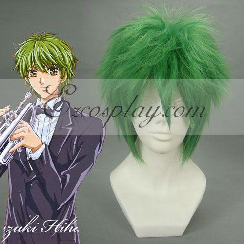 Image of Primo Passo Kazuki Hihara Green Cosplay Wig053G