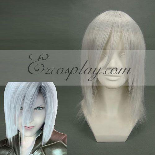 Final Fantasy Kadaj Sliver Cosplay Wig-077A