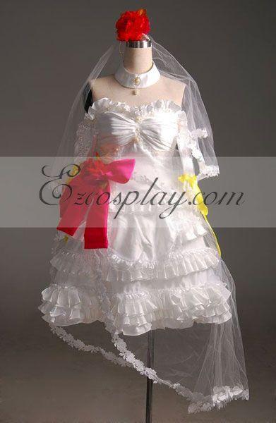 Vocaloid Project DIVA PC Cosplay Costume-Advanced Custom