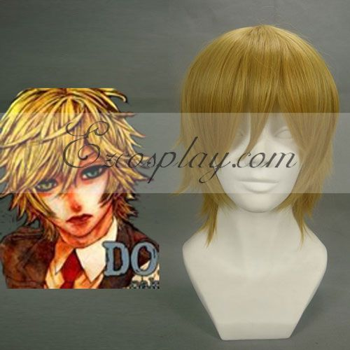 Dolls Yellow Cosplay Wig-199A
