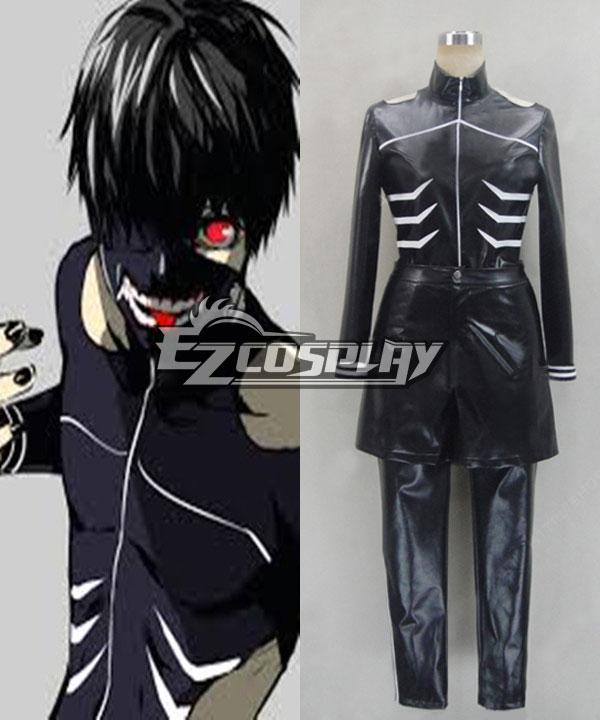 Tokyo Ghouls  Ken Kaneki Cosplay Costume None
