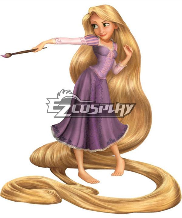 Disney Tangled/disney princess Rapunzel cosplay costume
