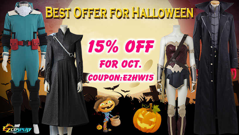 Halloween Presale Sale-Up to 15% OFF