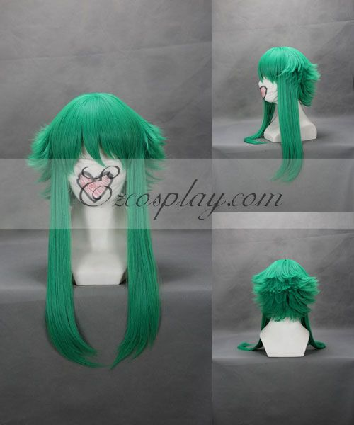 Vocaloid Gumi Green Cosplay Wig-259A