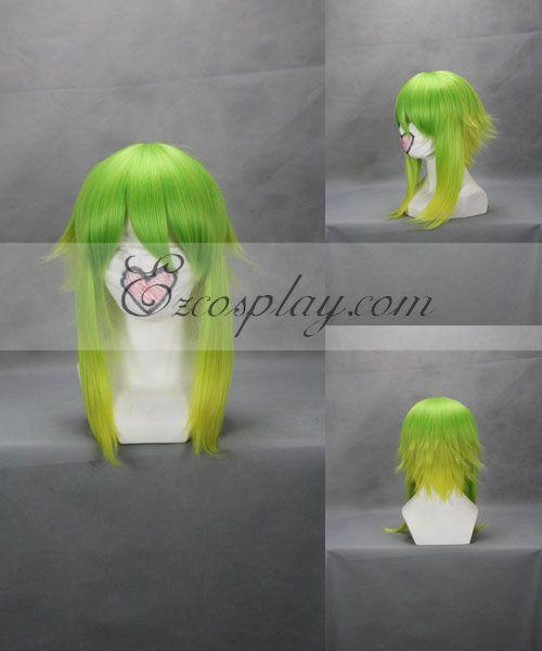 Vocaloid Gumi Grass Green Cosplay Wig-260A