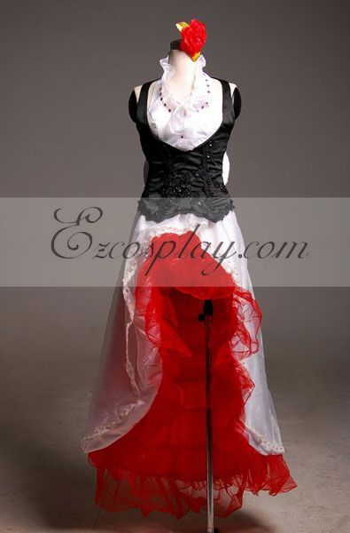 Vocaloid Meiko Cosplay Costume-Advanced Custom