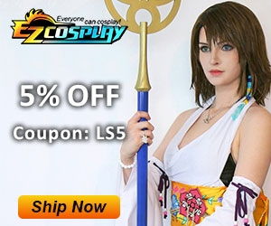 EZCosplay offers best quality Dulex cosplay costumes, anime Cosplay video games costumes,My Hero Academia, Naruto, deadpool, RWBY, cosplay accessories, masks,