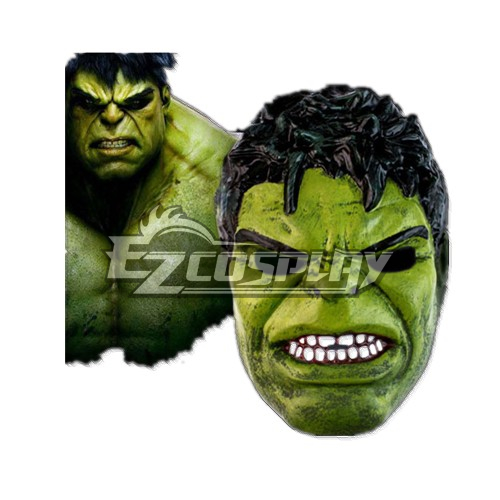 Hulk Cosplay Mask None