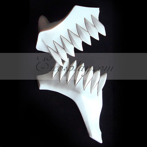Bleach Cosplay Accessories Sexta Espada Grimmjow Jeagerjaques Mask  Ver 2.0 BL01022