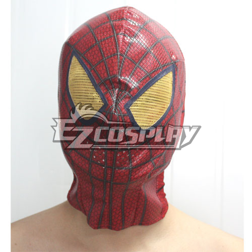Spiderman Cosplay Mask None