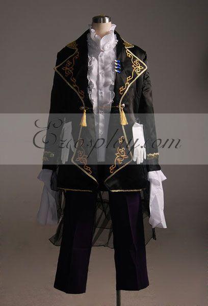 Vocaloid Kamui Cosplay Costume-Advanced Custom - A Edition