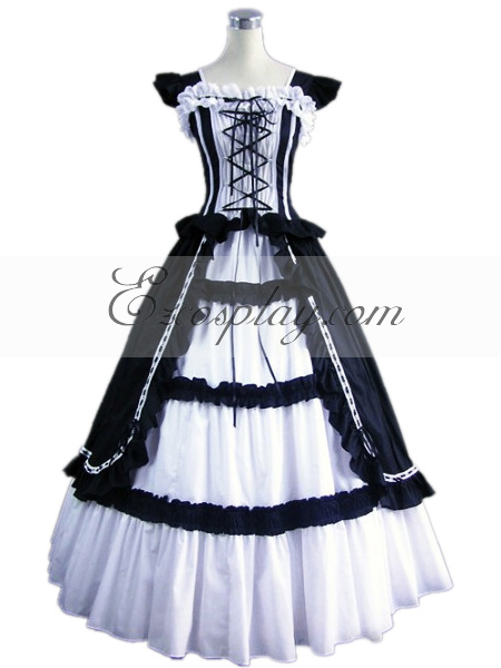 Gothic Lolita wedding Dress