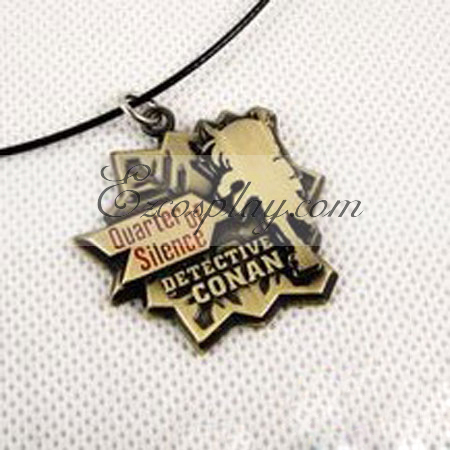 Detective Conan Silence 15 points necklace