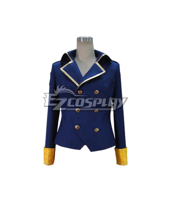 Attack on Titan Wings of Counterattack Online Eren Levi Mikasa Coat Jacket- - Deluxe Ver.
