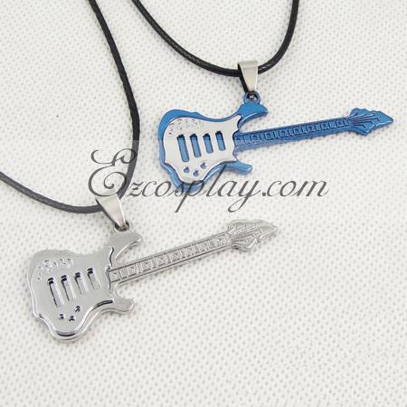 K-ON! guitar necklace