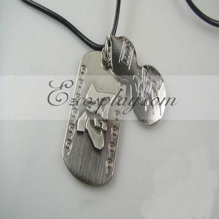 Naruto Gaara calabash necklace