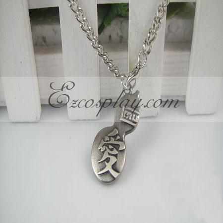 Naruto Gaara necklace