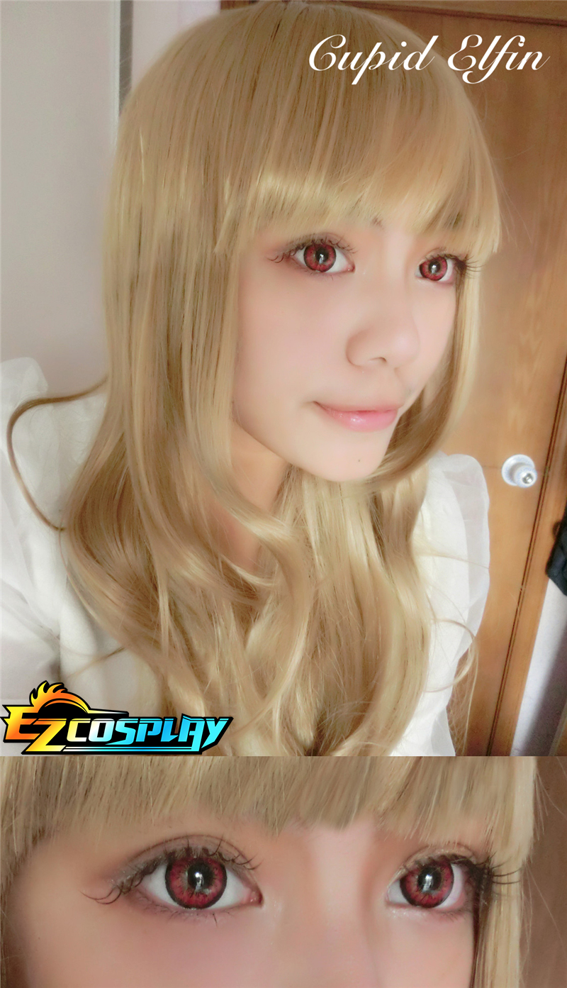 Cupid Evil Spirit Red Cosplay Contact Lense