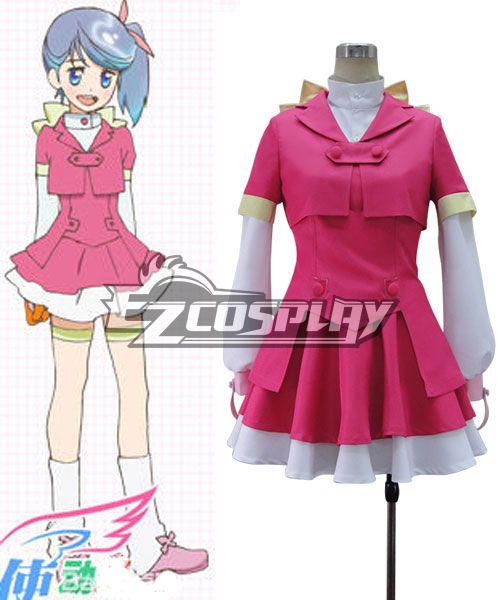 AKB0048 Makoto Yokomizo Cosplay Costume