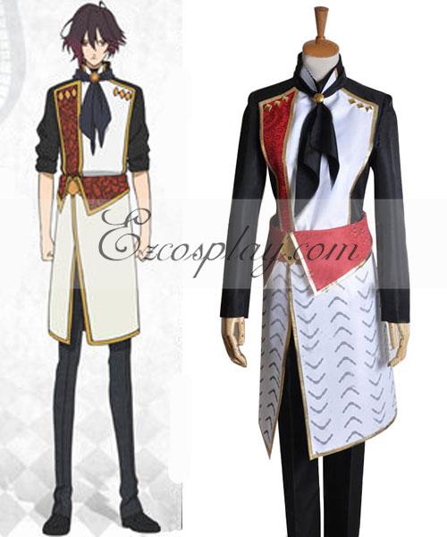 Image of AMNESIA Shin Working Uniform Cosplay Costume
