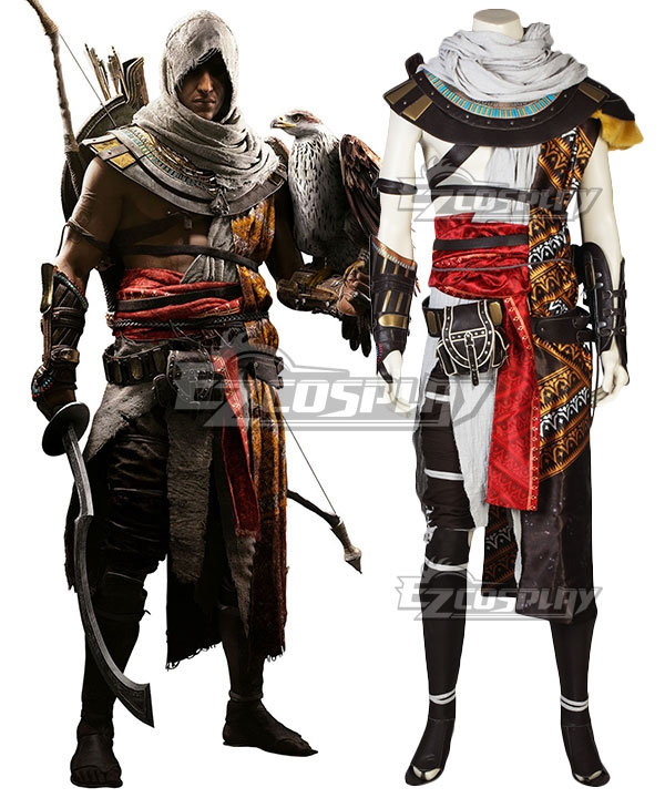 Assassin S Creed Origins Bayek Cosplay Costume Costumes