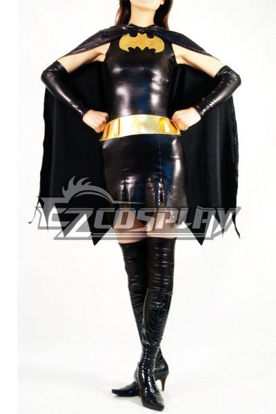 DC Batgirl Cosplay Costume