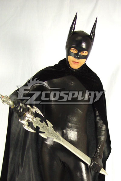 DC Batman Cosplay Costume None