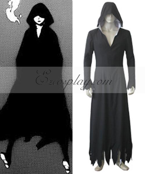 Bleach New Tensa Zangetsu Cosplay Costume