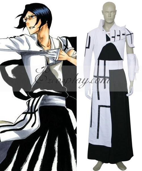 Bleach Uryuu Ishida Final Liberate Cosplay Costume