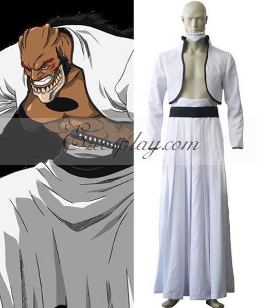 Bleach Zero Espada Yammy Liyaerge Cosplay Costume - A Edition