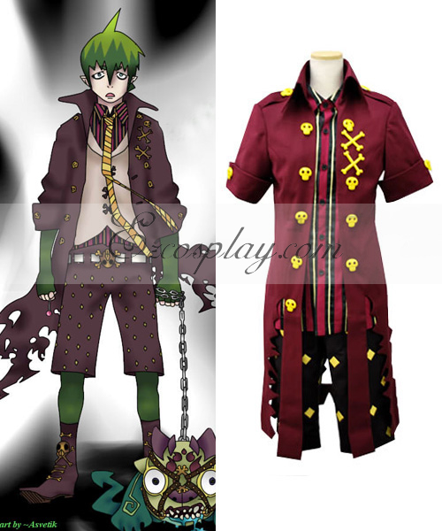 Blue Exorcist Ao no Exorcist King of Earth Amaimon Cosplay Costume�?Special Sale�?