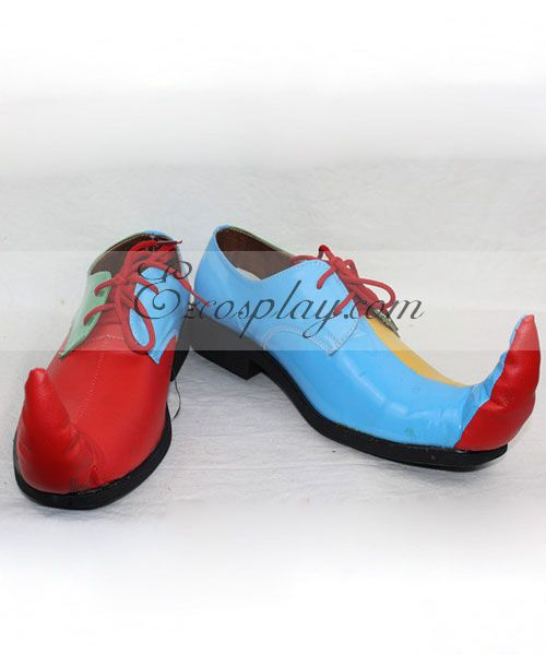 Clown cosplay shoes - A Edition