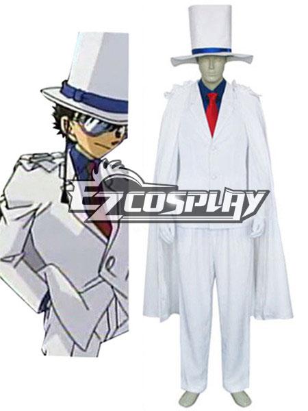 Detective Conan Kaito Cosplay Costume