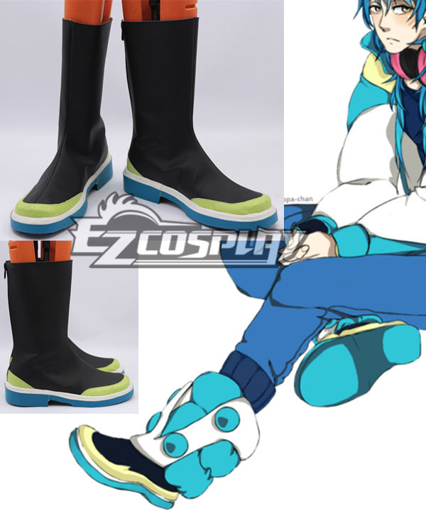 DMMD Dramatical Murder Seragaki Cosplay Boots(No Boots Cover)