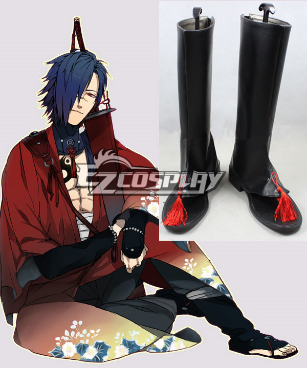 DMMD DRAMAtical Murder Koujaku Cosplay Shoes