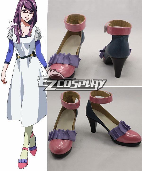 Tokyo Ghoul Tokyo Guru Kamishiro Rize Cosplay Shoes