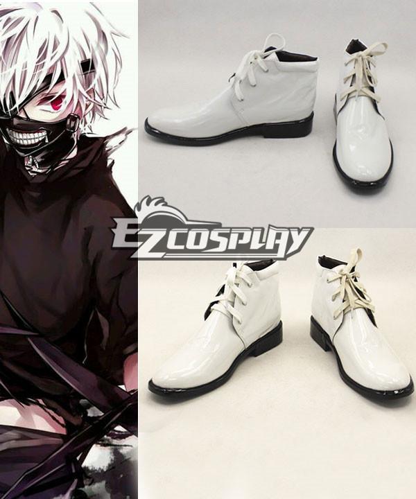 Tokyo Ghouls Ken Kaneki Cosplay Shoes None
