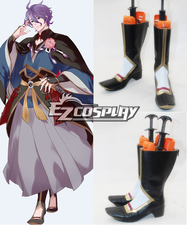 Touken Ranbu Kasen Kanesada Cosplay Shoes