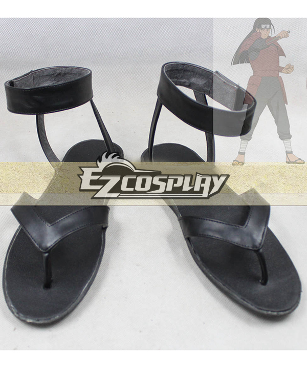 Naruto First Hokage Hashirama Senju Cosplay Shoes