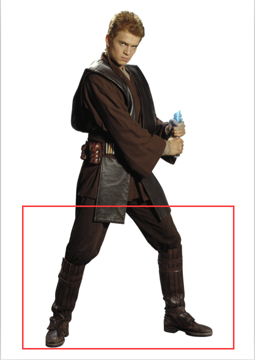 Star Wars Episode II Attack of the Clones Anakin Skywalker Shoes Cosplay Boots None