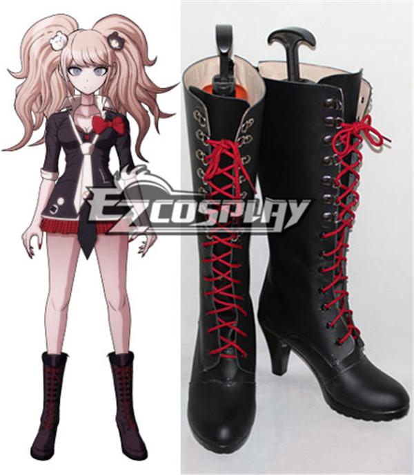 Image of Dangan Ronpa Junko Enoshima Cosplay Boots