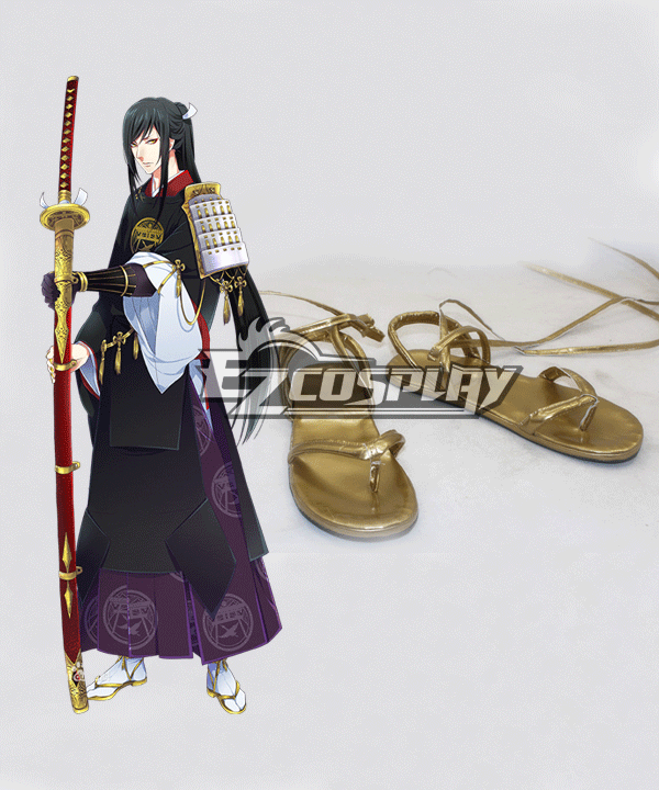 Image of Touken Ranbu Taroutachi Cosplay Shoes