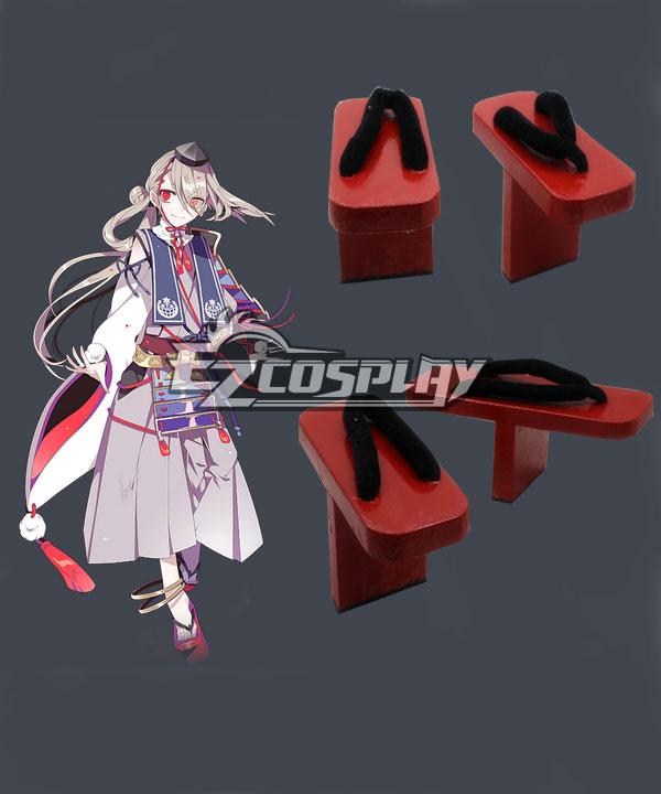 Touken Ranbu Imanotsurugi Cosplay Shoes