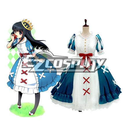 Sound Horizon/Sound  Roman Märchen Garasu no Hitsugi de Nemuru Himegimi Cosplay Costume