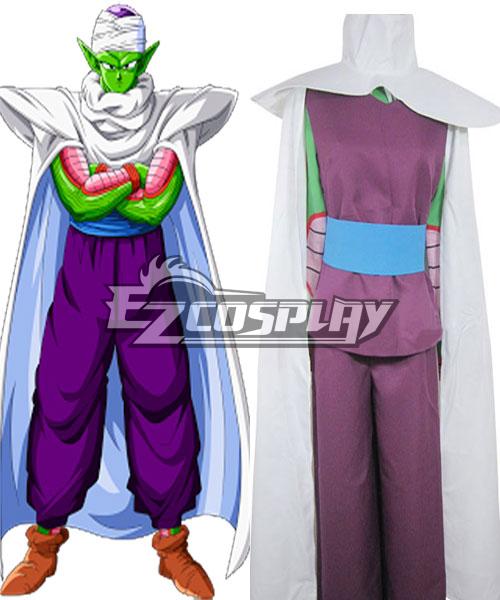 Dragon Ball Piccolo  Familiar IMP Uniform Cloth Combined Leather Costume