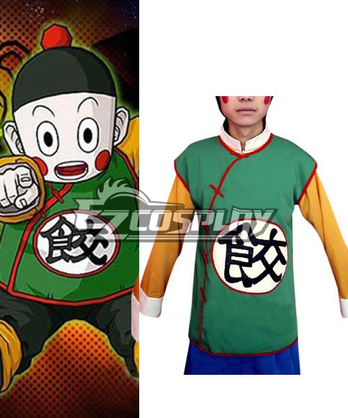 Dragon Ball Chiao-tzu Cosplay Costume.com