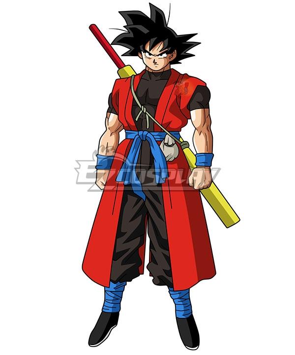 Dragon Ball Goku Cosplay Costume
